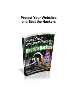 Protect Your Websites poster