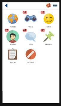 QueContactos Dating in Spanish apk screenshot