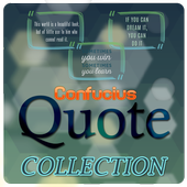 Confucius  Quotes Collection icon