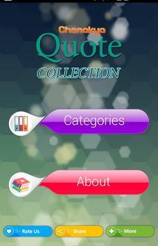 Chanakya  Quotes Collection apk screenshot