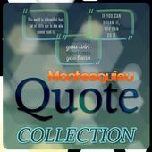 Charles de Montesquieu Quote icon