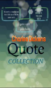 Charles Dickens Quotes poster