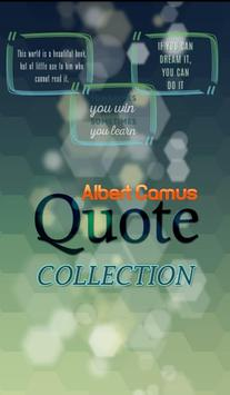 Albert Camus Quotes Collection poster