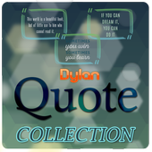 Bob Dylan Quotes Collection icon