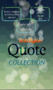 Bob Dylan Quotes Collection apk screenshot