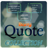 Barry White Quotes Collection icon