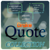 Drake Quotes Collection icon
