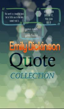 Emily Dickinson Quotes apk screenshot