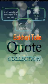 Eckhart Tolle Quotes apk screenshot