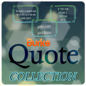 Edmund Burke Quotes Collection icon