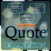 Leonardo da Vinci Quotes icon