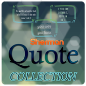 William Sherman Quotes icon