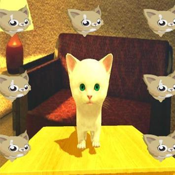 Call 3D Cat apk screenshot