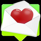 Declaração de amor icon