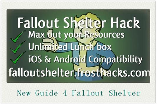 RP Guide for Fallout Shelter apk screenshot