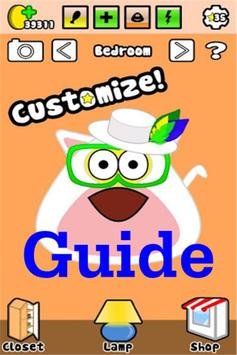 RP Guide for Pou apk screenshot