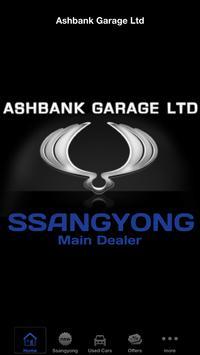 Ash Bank Garage poster