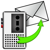Record to Mail icon