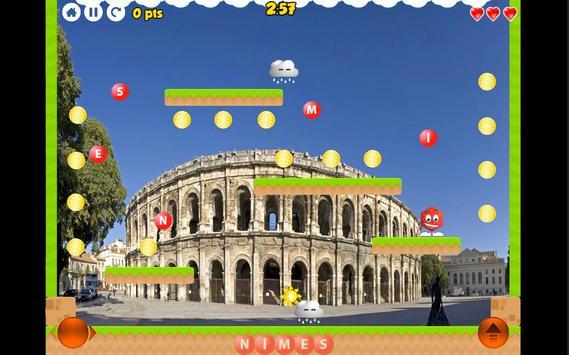 Découverte du Patrimoine en LR apk screenshot