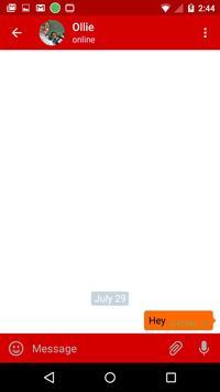 RedstoneZ Messenger apk screenshot