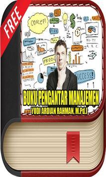 Buku Pengantar Manajemen poster