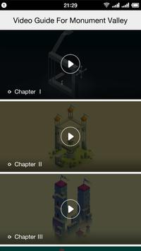 Guide For Monument Valley poster