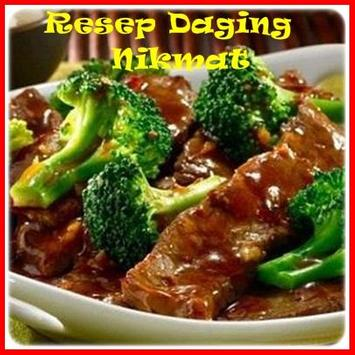 Aneka Resep Daging Nikmat apk screenshot