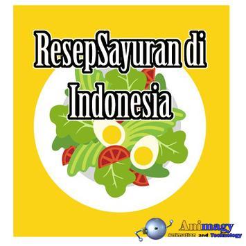 Resep Sayuran Simple poster