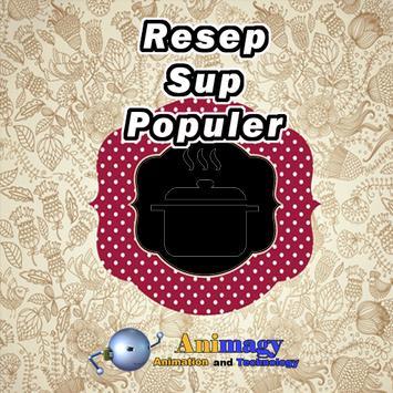Resep Sup dan Sop Populer apk screenshot