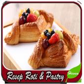 Resep Roti & Pastry icon