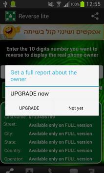 REVERSE Lite apk screenshot