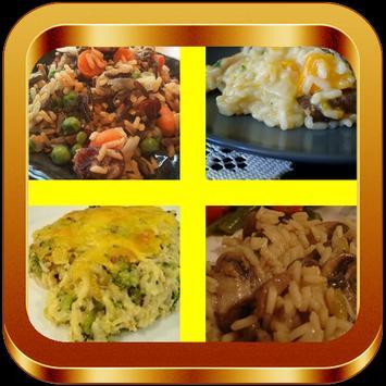 Rice Recipes apk screenshot
