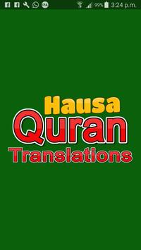 Hausa Quran Translations poster