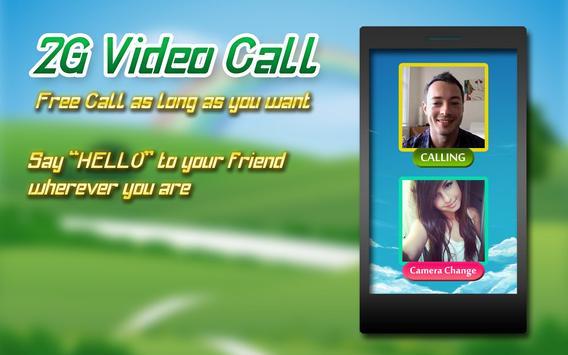 2G Video Calls Chat apk screenshot