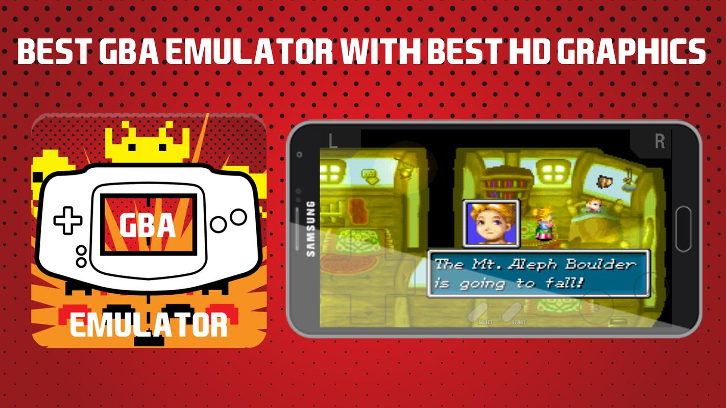 GBA Emulators for Android