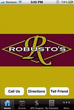 Robusto's poster