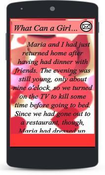 Romantic Marriage Love Stories apk screenshot