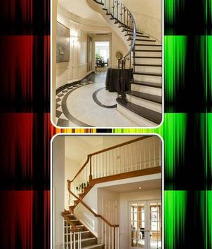 Home Staircase Design poster