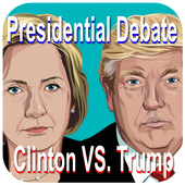 Presidential Debate icon
