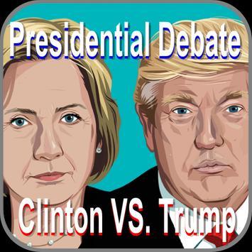 Presidential Debate apk screenshot
