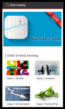 Guide To Stock Investing Learn poster