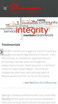 Strausser Consulting Services apk screenshot
