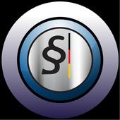 Juris Strafprozeßordnung StPO icon