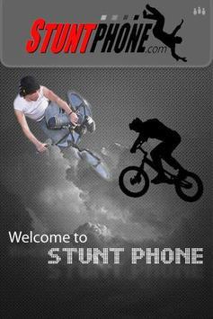 Stuntphone poster