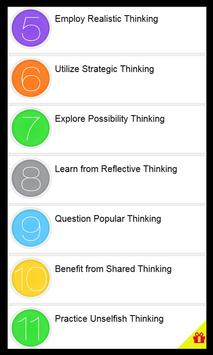 Successful People Think? poster
