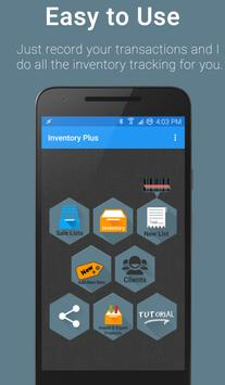 Inventory Plus (Business) poster