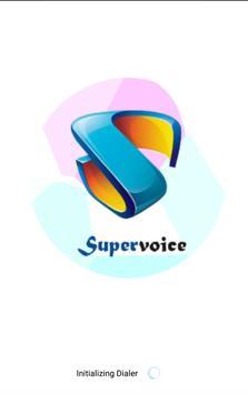 Supervoice poster
