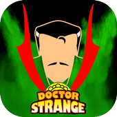 Superhero Strange Backstory icon