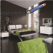 Sweet Bedroom Design icon