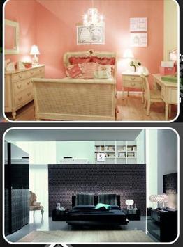 Sweet Bedroom Design apk screenshot